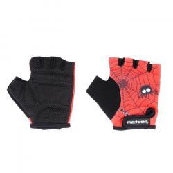 Rękawiczki rowerowe dziecięce METEOR Kids Spider