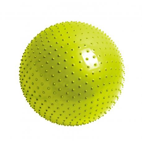Piłka gimnastyczna z funkcją masażu 55 cm Laubr