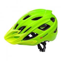 Kask rowerowy szosowy MTB Meteor HB3-5 zielony